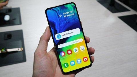 Harga Terbaru Hp Samsung Bulan Februari 2020 Galaxy A71 Hingga Galaxy A30s