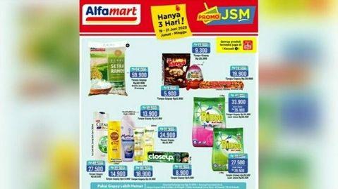 Promo Jsm Alfamart Terbaru 19 21 Juni 2020 Belanja Beras Detergen Snack Hingga Susu Lebih Hemat