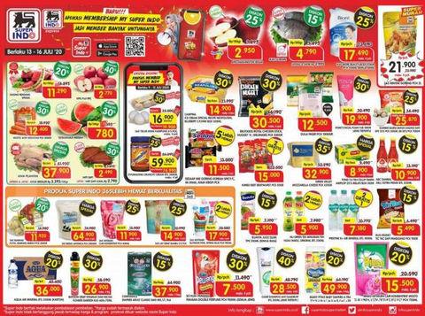 Katalog Promo Superindo 13 16 Juli Mulai Hari Ini Diskon Buah Segar Hingga Harga Spesial Gula