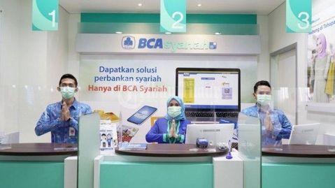 Resmi Hadir Di Kota Makassar Bca Syariah Ekspansi Bisnis Ke Kti