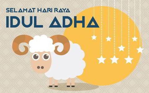 Kumpulan Animasi Poster Dan Kata Mutiara Ucapan Idul Adha 2020 1441 H Bisa Dikirim Via Whatsapp